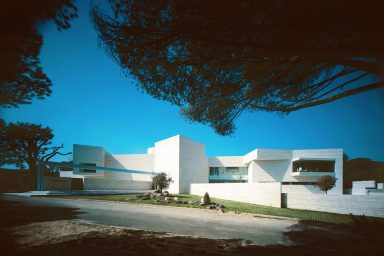 Minimalist House 2012 Exterior Overview