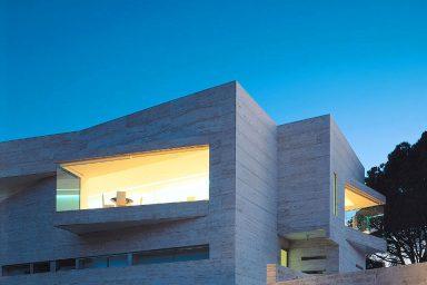 Outdor Stair Garden Modern House