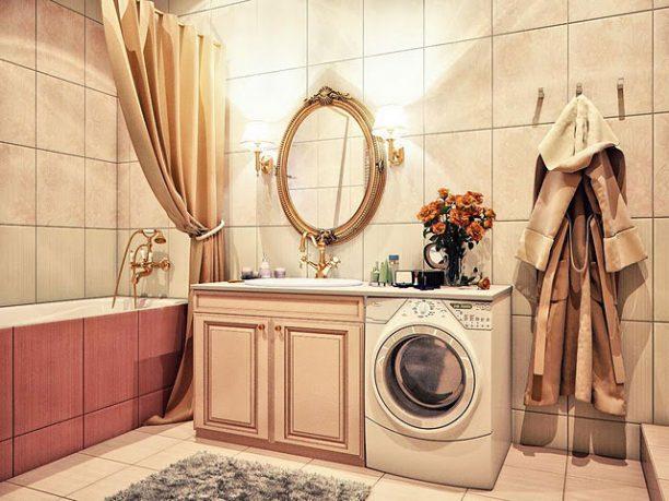 Practical Sink Unit with Bathroom Vanity
