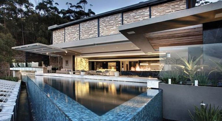 Beautiful Pool SAOTA Residence Design