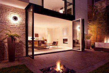 Fire Pit Patio Design Ideas