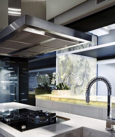 Modern Kitchen Design Residence