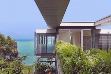 Centilevered Villa Amanzi Thailand by Original Vision architects