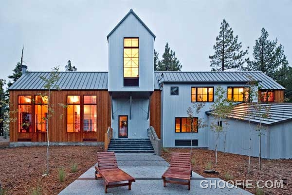 Appealing Snow Hill Villa Design Ideas