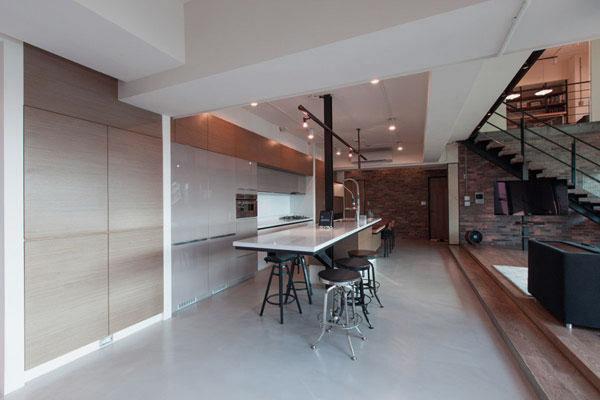 Contemporary Lai Residence Design Ideas