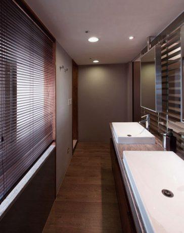 Minimalist Powder Room Design Ideas