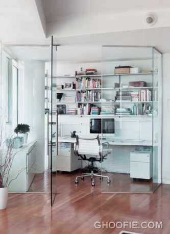 Small Office Design with Herman Miller Chair