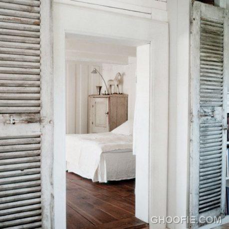 Vintage Bedroom Entrance Design Ideas