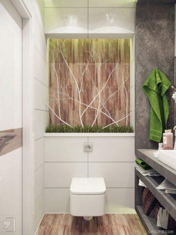 Nature Inspired Modern Bathroom Ideas
