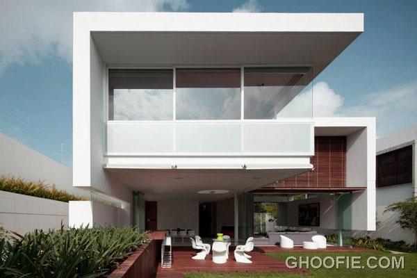 Beautiful Terrace for Modern Minimalist House Design