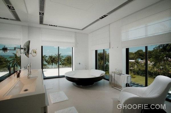 Ultra Modern Bathroom Design Ideas with Luxurious Furniture