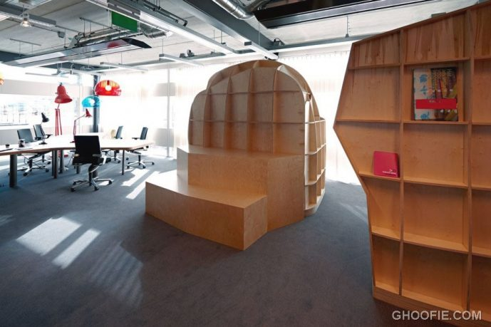 Awesome Birchwood Small Office Interior Design