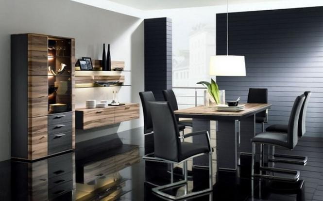 Amazing trendy dining room furniture
