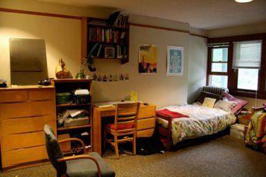 Simple Dorm Room