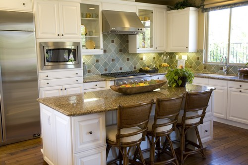 Stunning Small Kitchen Island Ideas Granite Countertops Ideas