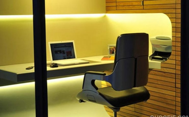 Modern small house office furniture