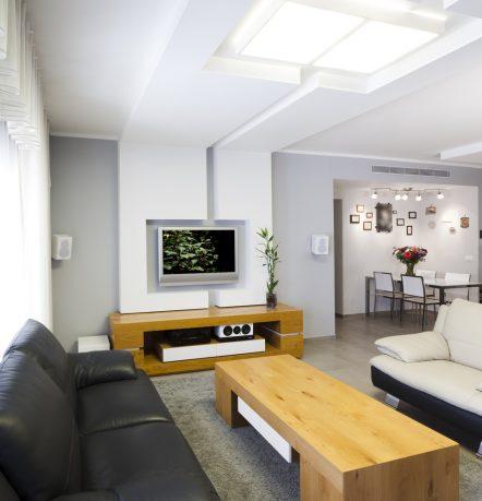 Bright interior light design