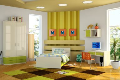 Cool kids room design ideas