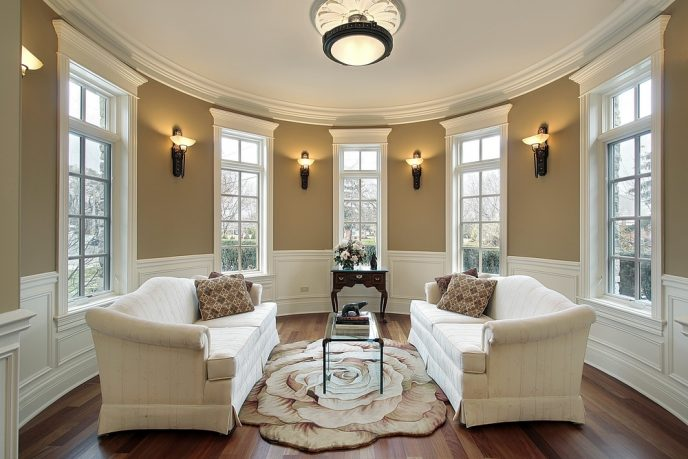 Fixed interior lighting ideas