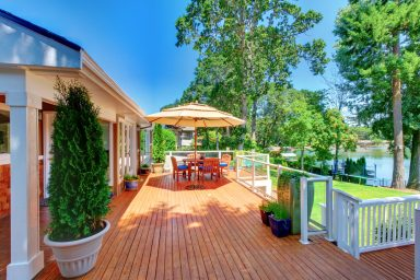 Orange lake patio design ideas