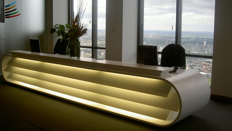 Office interior design decoration