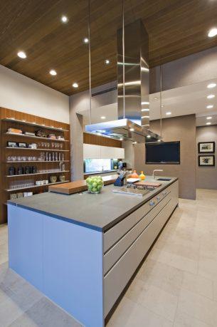 Cali dream home kitchen