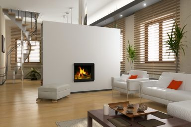 15 Amazing Fireplaces