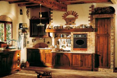 Rustic Beauty For Your Kitchen